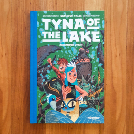 'Tyna of the Lake - The Gamayun Tales Vol.3' - Alexander Utkin