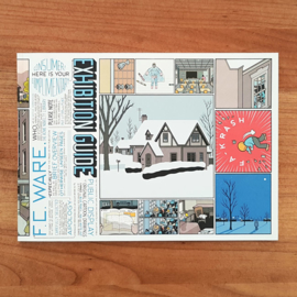 'Exhibition Guide' - Chris Ware