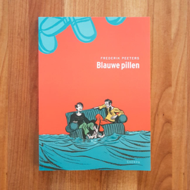 'Blauwe Pillen' - Frederik Peeters