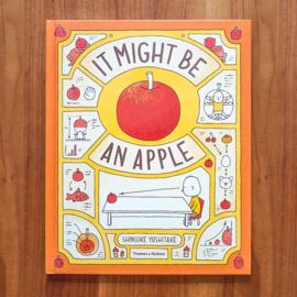 'It Might Be An Apple' - Shinsuke Yoshitake