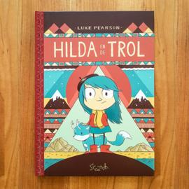 'Hilda en de Trol' - Luke Pearson