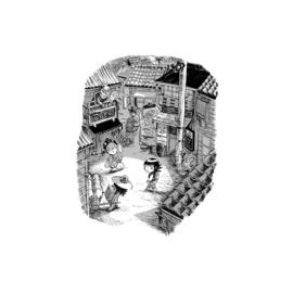 'Jinchalo' - Matthew Forsythe