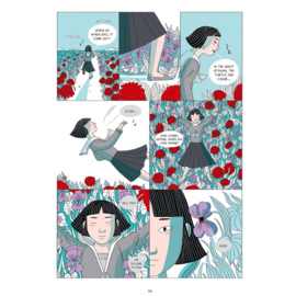 'Kusama - A Graphic Biography' - Elisa Macellari