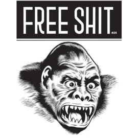 'Free Shit' - Charles Burns