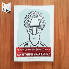 'Van Instanbul naar Bagdad' - Kolk | Grunberg