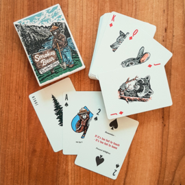 Smokey Bear Playing Cards | Art of Play