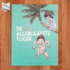 'De Allerlaatste Tijger' - Michaël Olbrechts