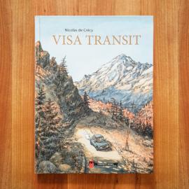 Visa Transit #1 - Nicolas de Crécy