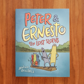 'Peter & Ernesto: The Lost Sloths' - Graham Annable