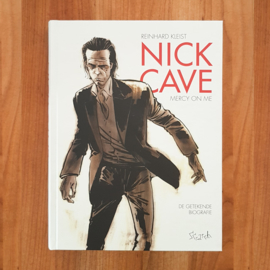 'Nick Cave: Mercy On Me' - Reinhard Kleist