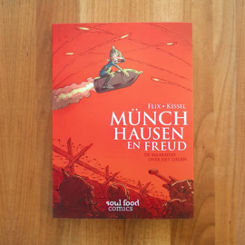 'Münchhausen en Freud' - Flix & Bernd Kissel