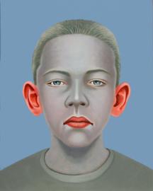 'Red Ears Too' - P. Colstee