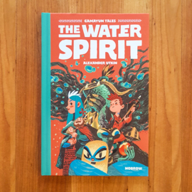 'The Water Spirit - The Gamayun Tales Vol.2' - Alexander Utkin