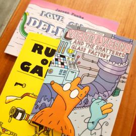 'Elke Maand Een Boekje'- Jeroen Funke