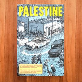 'Palestine' - Joe Sacco