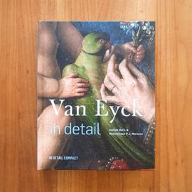 'Van Eyck in detail' - Annick Born | Maximiliaan P.J. Martens