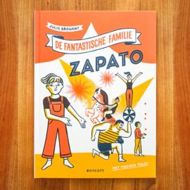 'De fantastische familie Zapato' - Julie Brouant