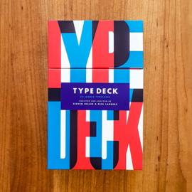 Type Deck - Steven Heller | Rick Landers