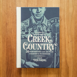 'Welcome to Creek Country' - Erik Kriek