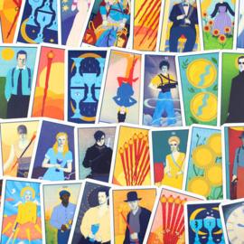 Movie Tarot - A Hero's Journey in 78 Cards