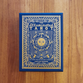 The Illuminated Tarot - Caitlin Keegan