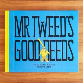 'Mr Tweed's Good Deeds' - Jim Stoten