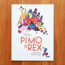 'Pimo & Rex' - Thomas Wellmann