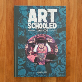 'Art Schooled' - Jamie Coe