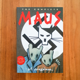 'The Complete Maus' - Art Spiegelman