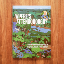 Where's Attenborough? - Maxim Usik