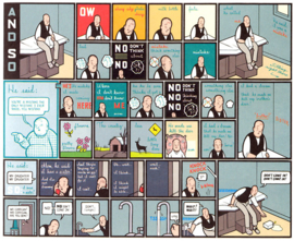 'Jimmy Corrigan - The Smartest Kid on Earth' - Chris Ware