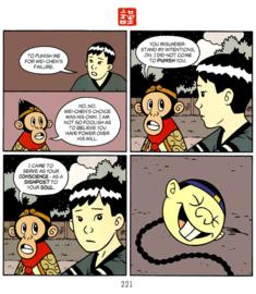 'American Born Chinese' - Gene Luen Yang