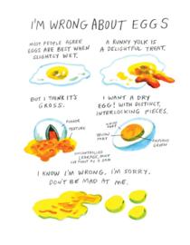 'Hot Dog Taste Test' - Lisa Hanawalt