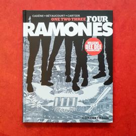 'One Two Three Four Ramones' - Cadène Bétaucourt Cartier