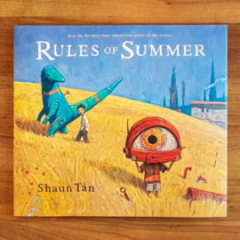 'Rules of Summer' - Shaun Tan
