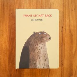 'I Want My Hat Back' - Jon Klassen