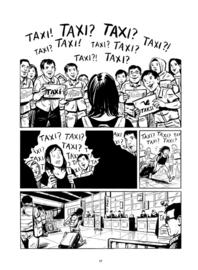 'Taxi!' - Aimée de Jongh