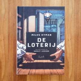 'De Loterij' - Miles Hyman