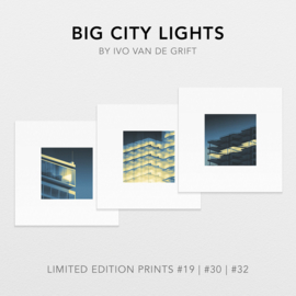 Big City Lights - Drieluik aanbieding