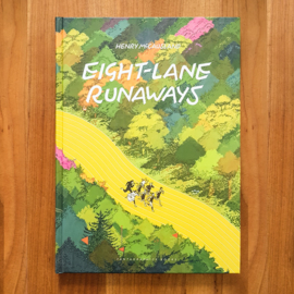'Eight-lane runaways' - Henry McCausland