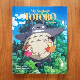 My Neighbor Totoro Picture Book (New Edition) - Hayao Miyazaki