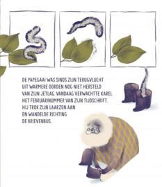'In de voetsporen van Karel Daarwind' - Mārtiņš Zutis