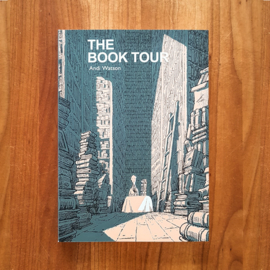 The Book Tour - Andi Watson