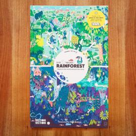 'Day & Night: Rainforest' - Paula McGloin