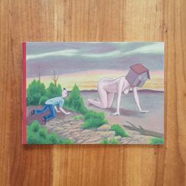 'Incubation Limited Edition Sketchbook' - Charles Burns