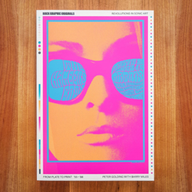 'Rock Graphic Originals' - Peter Golding | Barry Miles