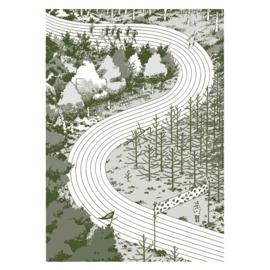 'Eight-lane runaways' - Henry McCausland
