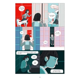 'Kusama - A Graphic Biography' - Elisa Macellari