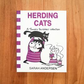 'Herding Cats' - Sarah Andersen