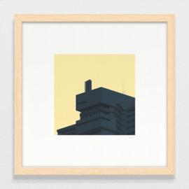 'Big City Lights #40'- Ivo van de Grift